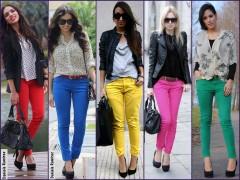 calcas coloridas femininas 1