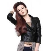 jaqueta de couro ecologico feminina 2014 4