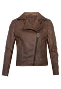 jaqueta de couro ecologico feminina 2014 6