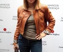 jaqueta de couro marrom 1