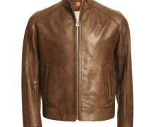 jaqueta de couro marrom 3