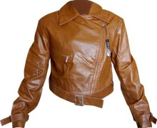 jaqueta de couro marrom 6