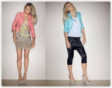 jaquetas coloridas femininas 1