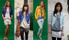 jaquetas  coloridas femininas 2