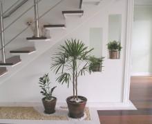 jardim na escada 3