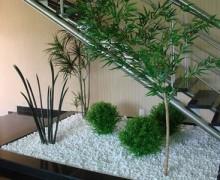 jardim na escada 5