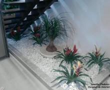 jardim na escada 6