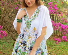 moda indiana vestidos curtos 3