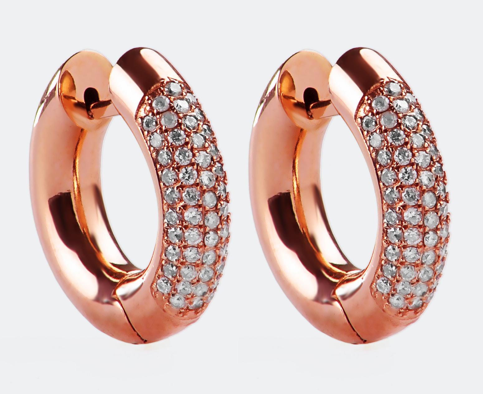 Bolsa De Festa Ouro Rose : Ouro rosa est? em qualquer joia veja lindas pe?as