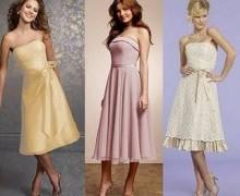 vestido para casamento de dia 1