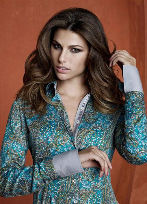 camisa dudalina feminina estampada 1 - Revista das dicasRevista das ... c6acd89e62c