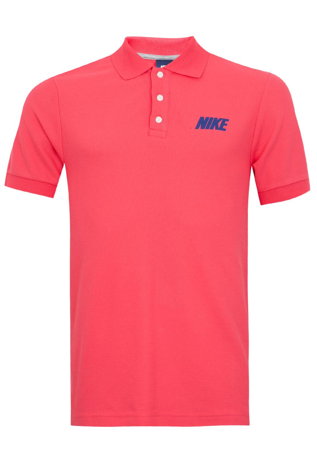 68ac572159f6d camisa polo nike vermelha - Revista das dicasRevista das dicas