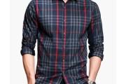 camisa xadrez masculina 3