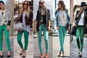 moda calça verde 1