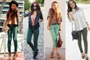 moda calça verde 2
