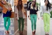 moda calça verde 3