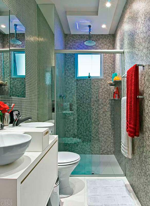 decoracao banheiro acessórios:Disenos De Banos Modernos Pequenos