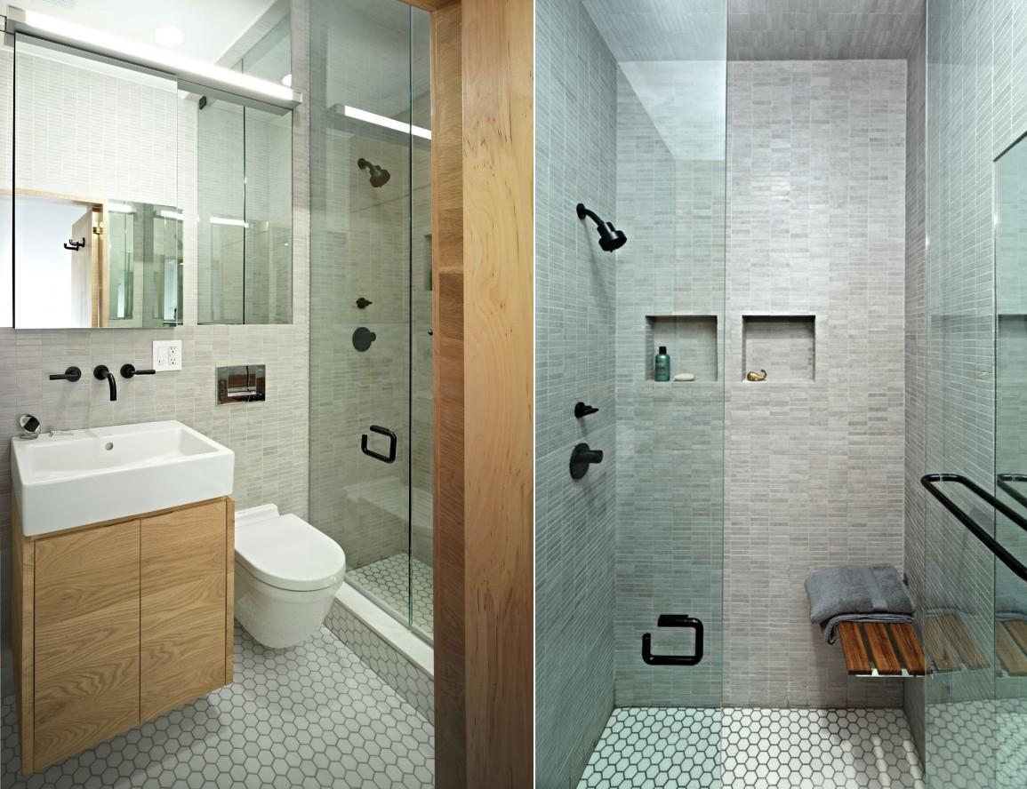 Banheiro Pequeno E Bonito 4 Pictures to pin on Pinterest #63492F 1155 888