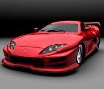carro vermelho 4