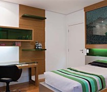 quarto masculino decorado 1