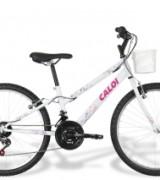 bicicleta caloi feminina 2
