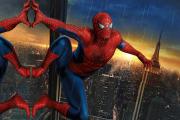 homem colorido aranha