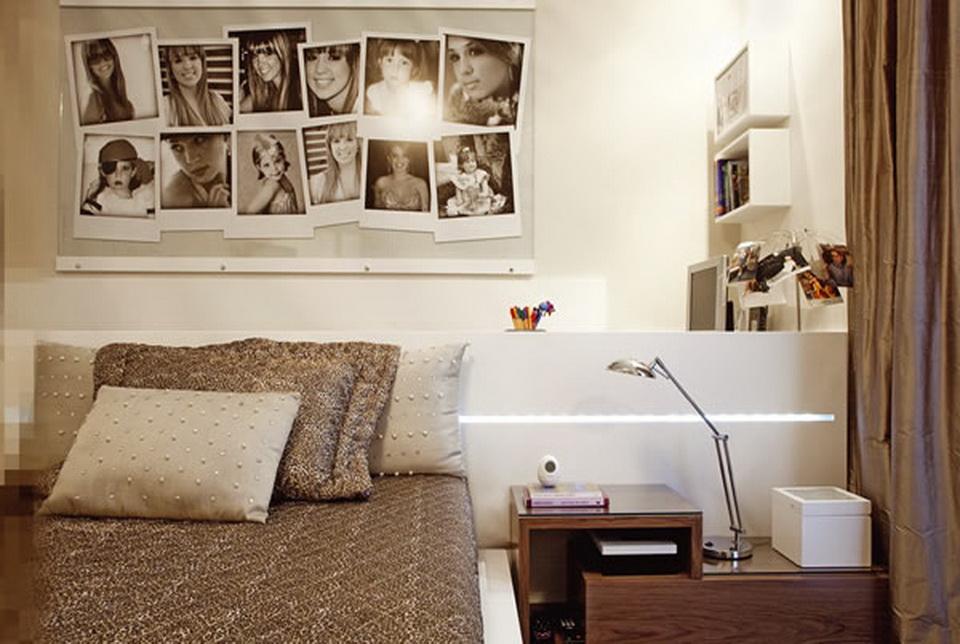 Papel decorativo para quarto de moca 2 revista das - Papel decorativo de pared ...