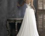 vestido de noiva fino 2