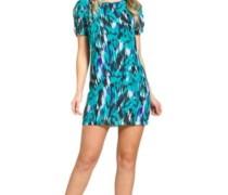 vestido estampado curto 6
