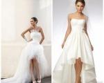 vestido de noiva mullet 2