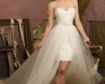 vestido de noiva mullet 4