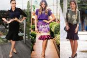 vestido midi modelos 2015 5
