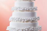 bolo de casamento de andares 1