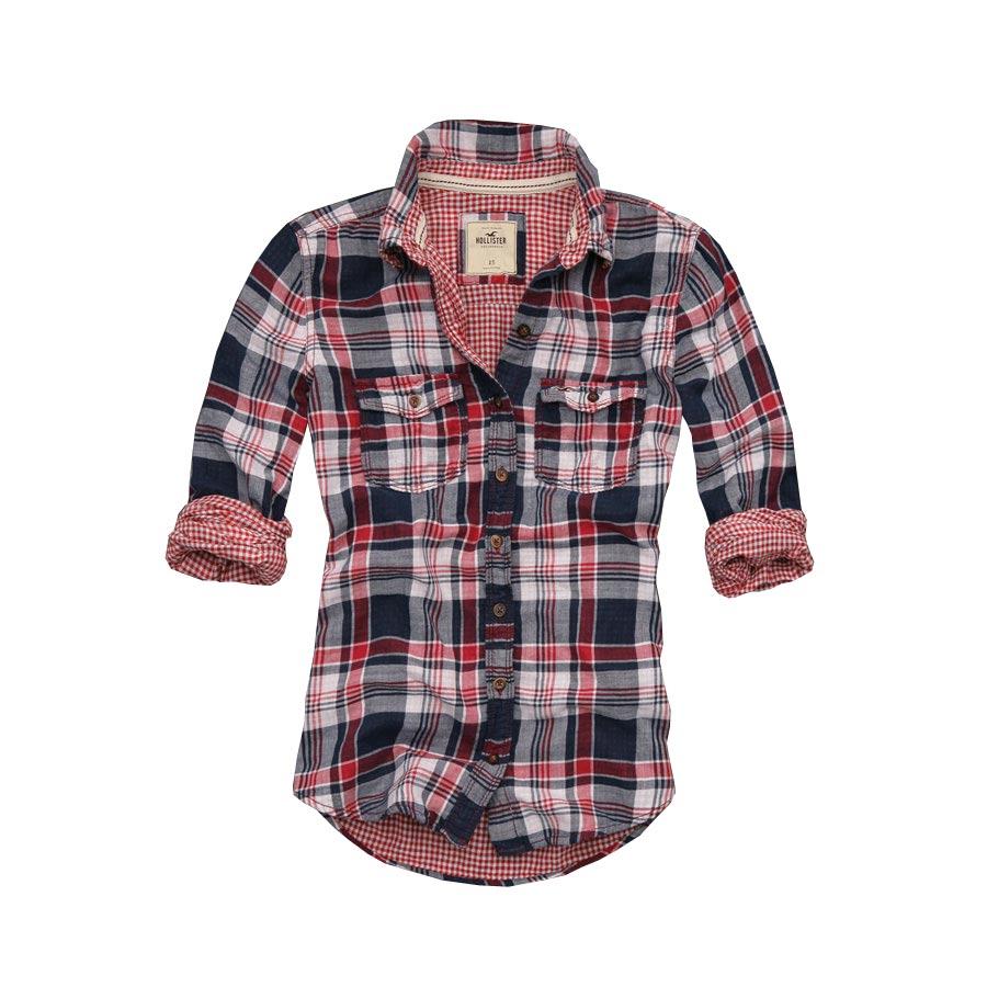 Camisa xadrez feminina Moda mulher | Blusas, Moda, Roupas