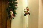 enfeites de natal para porta 6