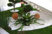 jardim com pedrinhas 1