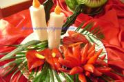 pratos de legumes para natal 1