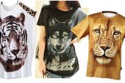 camiseta estampa animal 2