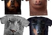 camiseta estampa animal 5