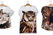 camiseta estampa animal em alta 7