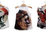 camiseta estampa animal 9
