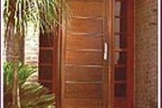 porta externa de madeira 3