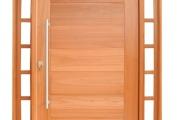 porta externa de madeira 4