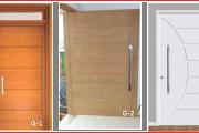 porta externa de madeira 8