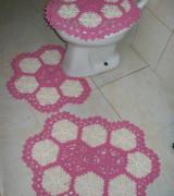 jogo de banheiro com croche 3