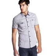 camisa masculina manga curta 1