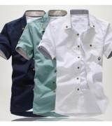 camisa masculina manga curta 2