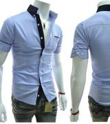 camisa masculina manga curta 4