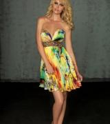 vestido estampado curto 7