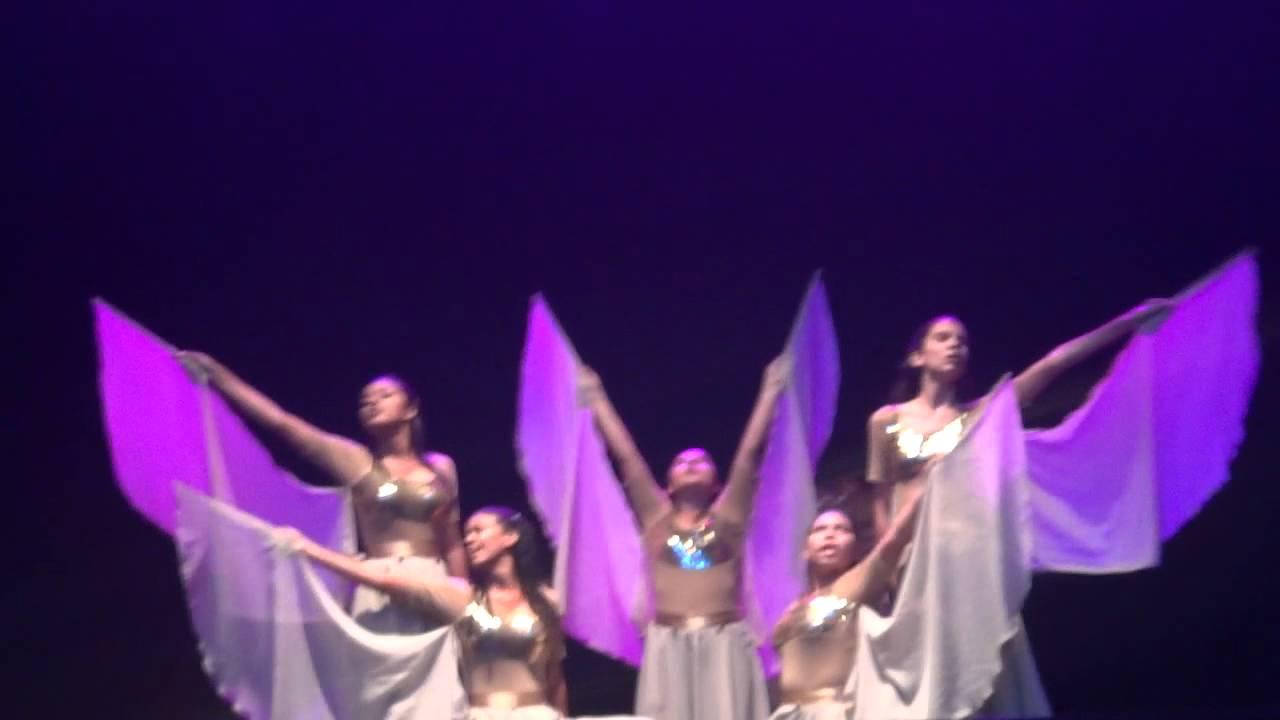 34c21b67ef A dança gospel que faz parte do louvor a Deus veja! - Revista das ...